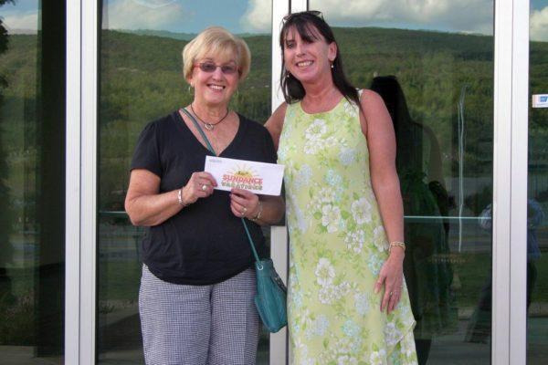 Mohegan Sun Casino, Winners Announced