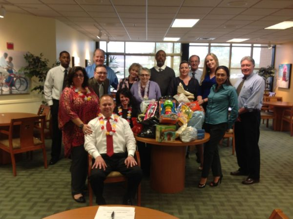 Christmas in July at Sundance Vacations Downers Grove Office