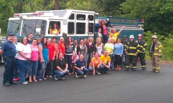 Tamaqua Day Shift safety picture