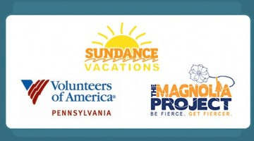 Sundance Vacations Supports the Volunteers of America's Magnolia Project