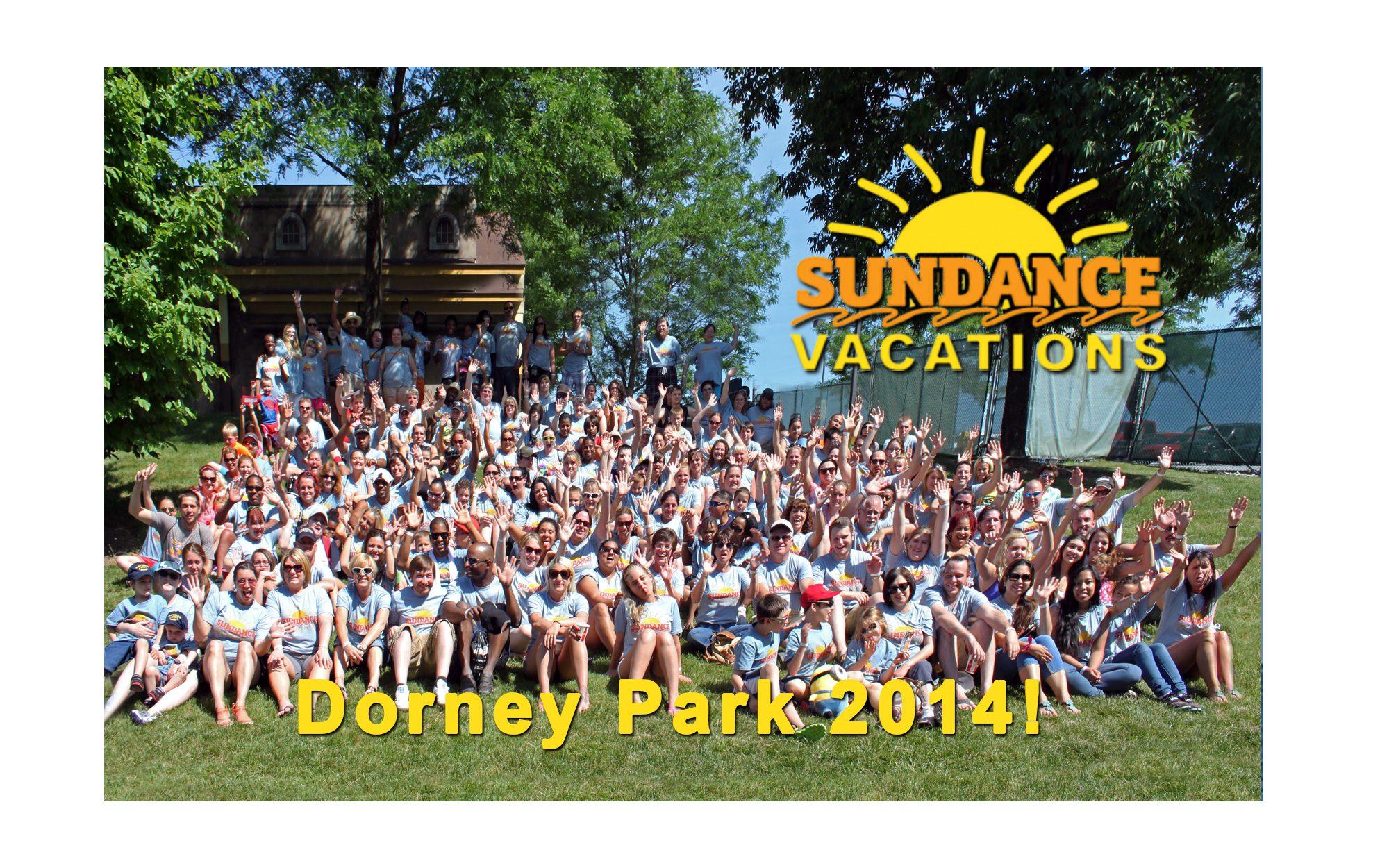 Sundance Vacations Visits Dorney Park