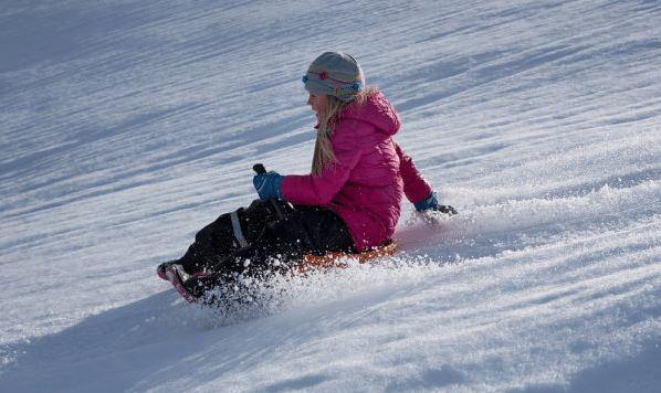 Wintertime in the Pocono Mountains