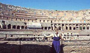 Outbound Adventurer Jessi Honard Colosseum Sundance Vacations