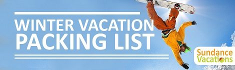 Winter Vacation Packing List How To Pack For A Ski Trip