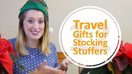 12 Best Stocking Stuffer Ideas for Travel Gifts