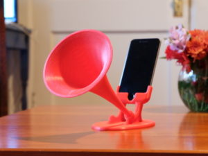 3D printed phone amplifier sundance vacations