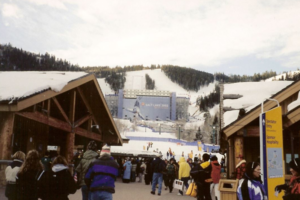 Winter Olympics at Deer Valley Resort