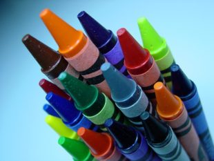 Sundance Vacations Crayons