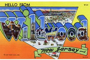 Hello from Wildwood