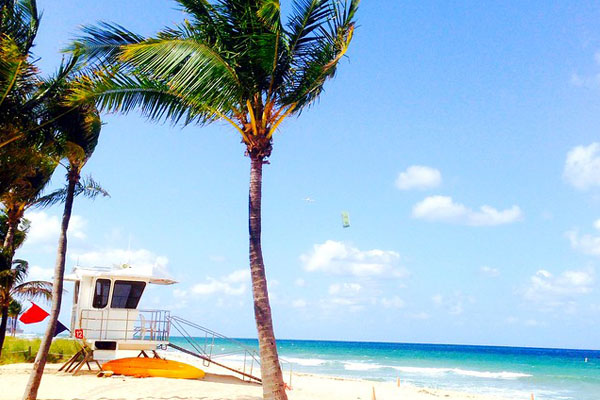 Sundance Vacations fly to Ft Lauderdale