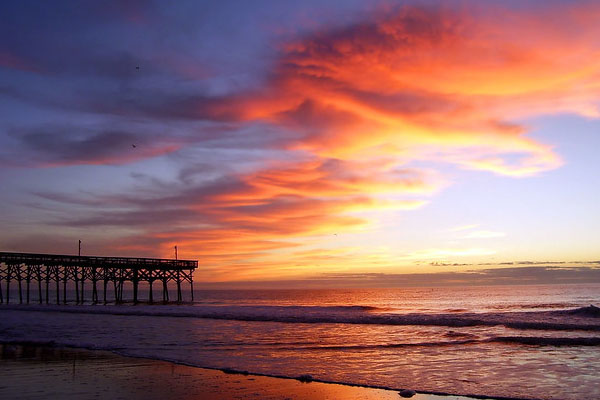 Sundance Vacations fly to Myrtle Beach