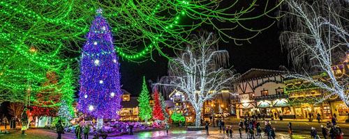 Sundance Vacations feel like your abroad Leavenworth