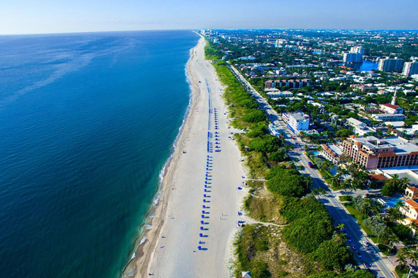 Explore Delray Beach with Sundance Vacations!